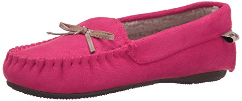 Western Chief Women's Cresta Moccasin, Pink, 9 M (Pink Moccasin)