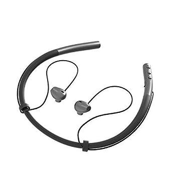 ... auriculares inalámbricos IPX5 Auriculares impermeables Bluetooth 4.2 Auriculares intrauditivos deportivos recarga para iPhone y Android: Amazon.es: ...