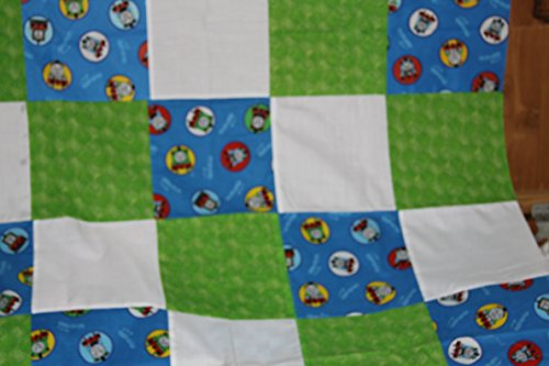 Thomas the Tank Engine Crib Comforter