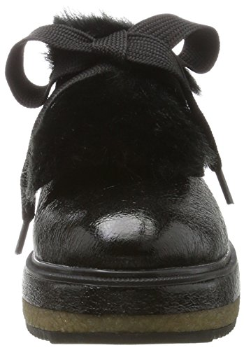 Tamaris Damen 24727 Slipper Schwarz (Black Struct)