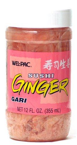 Welpac Sushi Ginger