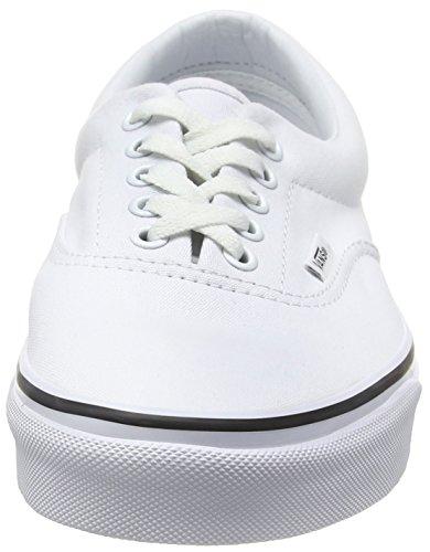 Vans Era - Zapatillas de skate unisex Blanco