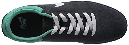 Nike Sb Rabona Lr Menns Trenere 641747 Joggesko Sko Antrasitt Hvit Krystall Mint 013