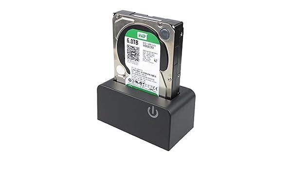 HDD Docking Station Sata A USB 3,0 Adaptador para 2,5 3,5 HDD Ssd ...