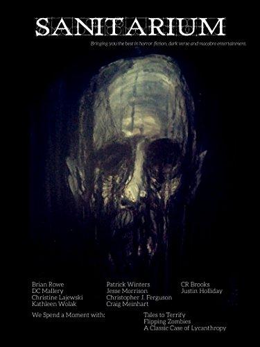 Sanitarium Magazine Issue #37: Bringing you the Best Short Horror Fiction, Dark Verse and Macabre Entertainment