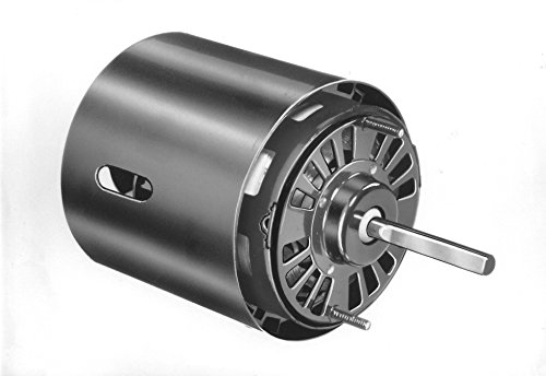 Fasco D1138 3.3-Inch Diameter Shaded Pole Motor, 1/50-1/8...