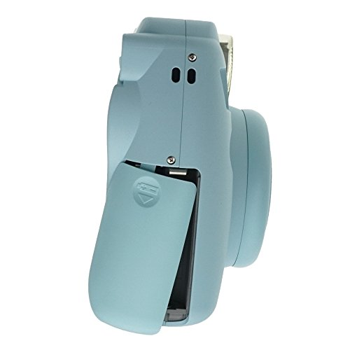 FoRapid Battery Door Cover Compatible with Fujifilm Instax Mini 8/ Mini 9 Instant Film Camera - Replacement or Backup (Blue) ()