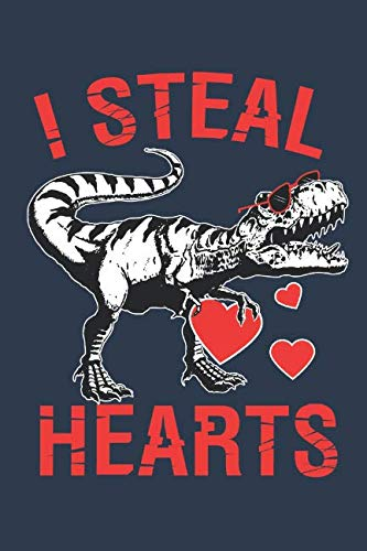 I Steal Hearts: Book for People who love Dinosaurs
