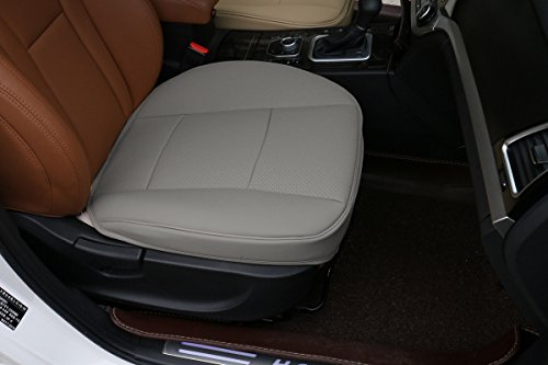 leather seat cover single - 5