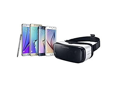 Samsung Gear VR Virtual Reality Console Headset (USA Version) with Samsung  Gear VR Controller All In One Bundle For Galaxy S7, Galaxy S7 edge, Galaxy