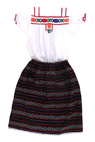 Mexic (Peasant Blouse Costume)