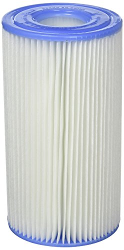 Intex Recreation 29000E 2, 59900, 59900T, 59900W Intex Type A or C Filter Cartridge for Pools, White