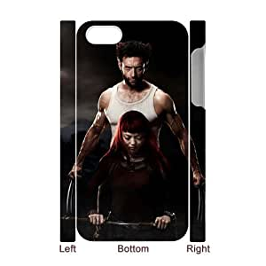 D-PAFD Diy hard Case Artistic Skull customized 3D case For Iphone 4/4s