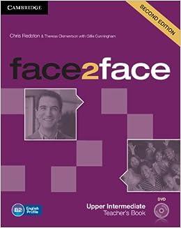 Face2face upper intermediate teachers book with dvd livros na ativar o pedido com 1 clique fandeluxe Choice Image