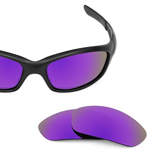 Viola Opzioni Di Straight 2007 Per Mirrorshield® Polarizzate Ricambio Lenti Plasma Oakley Disponibili Più Jacket WFAHPxUg