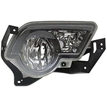 Amazon Com Cpp Gm2593141 Right Fog Lamp Assembly For 02