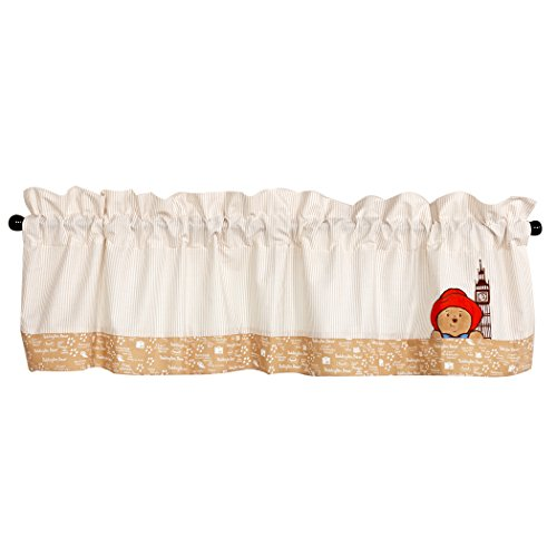 Bear Window Valance (British Valance)