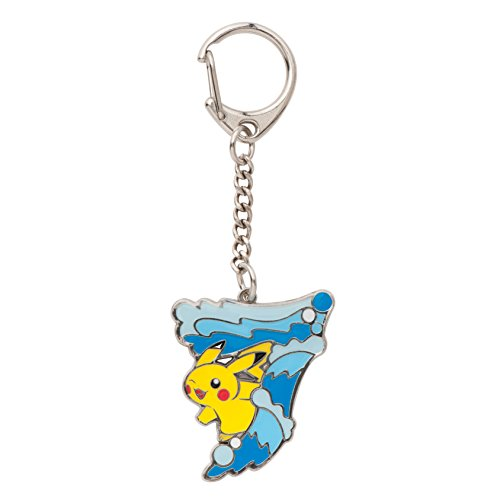 "Pokemon Center Original Keychain ""Whats your favorite number?"" [7]"
