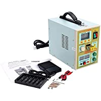 Sunkko Dual Pulse Spot Welder 788H 18650 Battery Welding Machine with LED Battery Testing and Charging Function