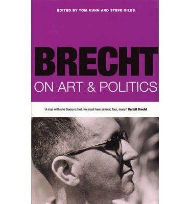 [(Brecht on Art and Politics)] [Author: Bertolt Brecht] published on (April, 2003) ebook