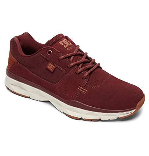 Sneakers Burgundy SE Tan Herren PLAYER DC ZqatnBOYq