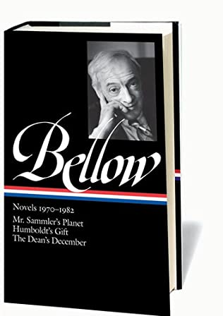 book cover of Bellow: Novels 1970-1982