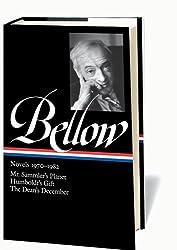 Bellow: Novels 1970-1982: Mr. Sammler's Planet / Humboldt's Gift / The Dean's December (Library of America)