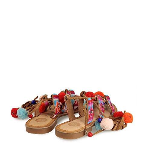 Sandalo GIOSEPPO NEW OMAHAS 40659-18 Orange Taglia 41 - Colore MULTICOLOR