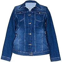 Jaqueta Jeans Feminina [03553]