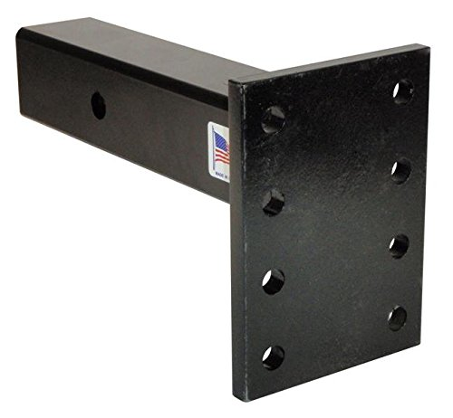 Rigid RPM-825 Hollow 2-1/2 Shank Pintle Mount - Made in U.S.A.