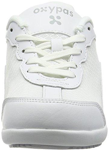 OXYPAS Ivy - Calzado de protección Mujer White (White - White)