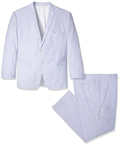 Used, U.S. Polo Assn. Men's Big Tall Cotton Suit, Blue/White, for sale  Delivered anywhere in USA