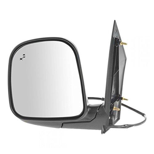 Power Heated Door Mirror LH Left Driver Side for 96-02 Chevy Express Savana Van -