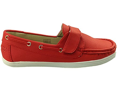 Cushion Walk ,  Damen Bootschuhe Rot