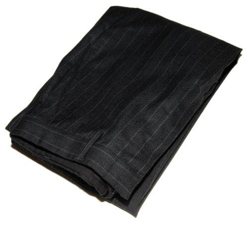 Ralph Lauren Polo RRL Double RL Mens Wool Black Grey Pinstripe Dress Pants 29/32 ()