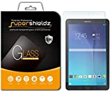 Supershieldz for Samsung Galaxy Tab E 9.6 inch Tempered Glass Screen Protector, Anti-Scratch, Anti-Fingerprint, Bubble Free, Lifetime Replacement Warranty