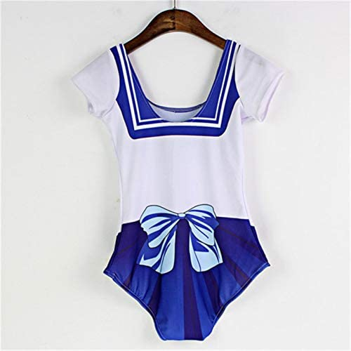 Slim Japanese Anime Sailor Moon Cosplay 3D Print Sexy One ...