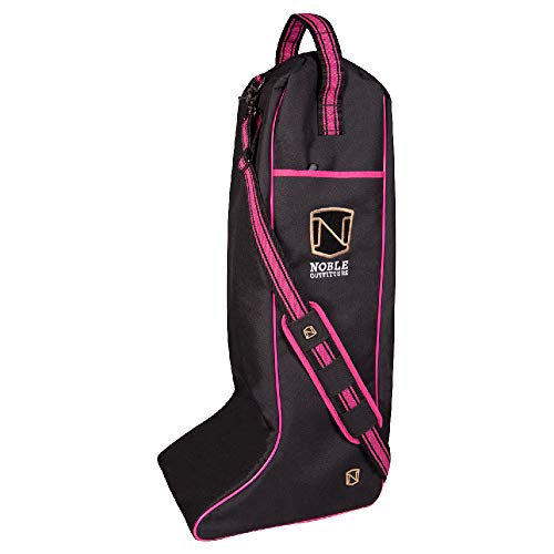 Elite Half Chaps - Noble Equine Just For Kicks Boot Bag - Tall (Tall, Dragonfruit)