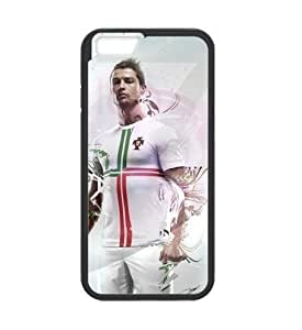 Cristiano Ronaldo Waterproof Dustproof Shock-Absorbing Custom Phone Case Cover For Apple Iphone 6 (4.7 inch)