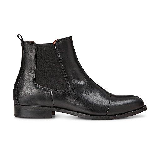 POINTS Diana 101black Damen Schuhe TEN Boot 202004 Chelsea d5f11n0x