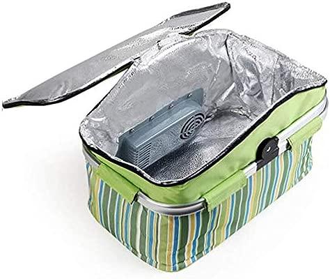 YIWANGO 18L Portátil Refrigerador Viaje Picnic Camión Camper BAJO ...