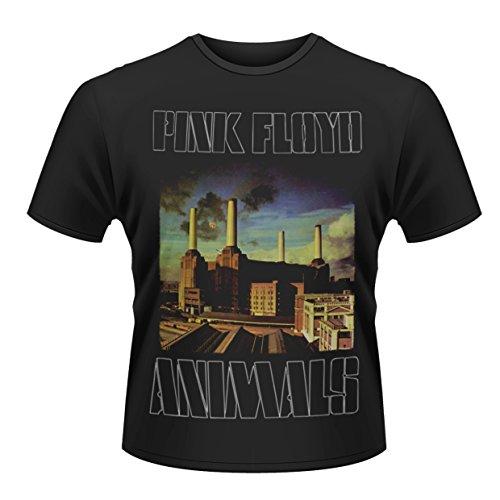 Pink Floyd Animals Roger Waters Dave Gilmour offiziell Männer T-Shirt Herren