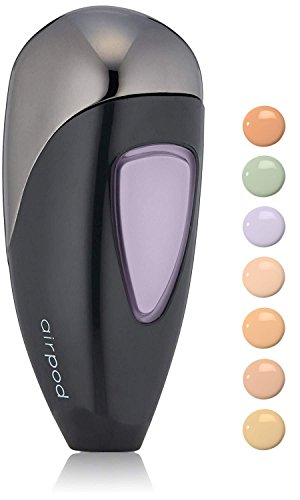 Temptu Perfect Canvas Airbrush One Step Concealer & Color Corrector Airpod, Lavender, 0.28 fl. oz.
