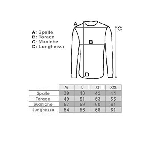 Girogama - Sudadera con capucha - para mujer Avio