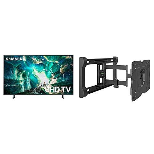 Samsung UN75RU8000FXZA Flat 75-Inch 4K 8 Series Ultra HD Smart TV with $20 Off TV Wall Mount