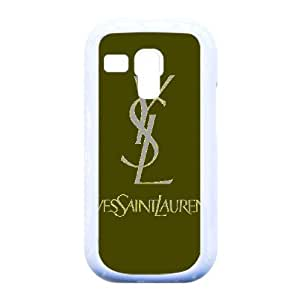 Yves Saint Laurent YSL Logo For Samsung Galaxy S3 Mini i8190 Phone Case Cover 66TY452070
