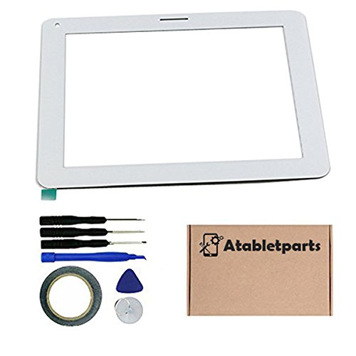 Atabletparts Replacement Digitizer Touch Screen for TABEO E2 8 Inch Tablet