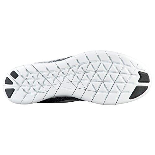 Nike Black Wolf Free Uomo RN Platinum Off Pure Scarpe Corsa da White Grey rrxqw7p4