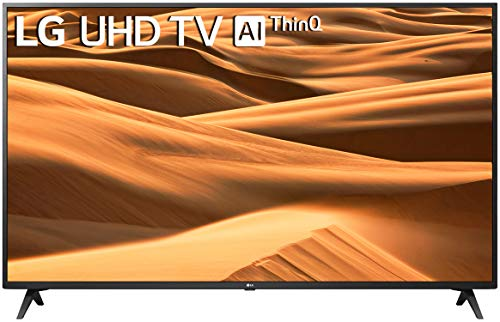 LG 4K Ultra HD Smart LED TV 50UM7290PTD