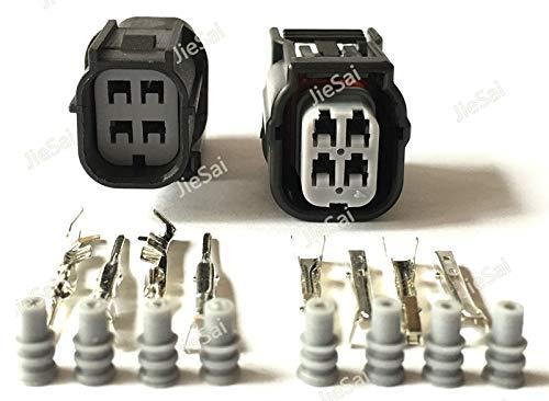 Hvg Series - Gimax 4 Pin Gimax 6189-7039 6188-4776 HV/HVG Series 040 O2 Sensor Automotive Connector Female Male Waterproof Socket Auto Plug - (Color: 10 Pcs)
